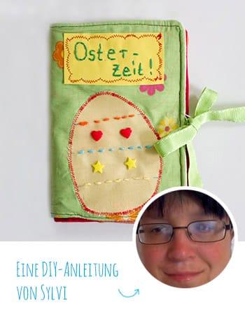 Anleitung Quiet Book