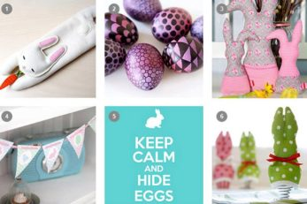 Tolle DIYs & Freebies zu Ostern