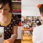 Behind the scenes: pattydoo im Portrait
