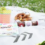 Picknickdecke zum Umhängen – kostenlose Nähanleitung