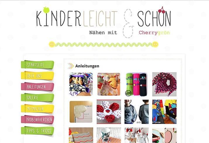 Kreativblog des Monats: Kinderleicht & schön