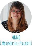 Anne (Mademoiselle Polkadot)