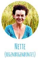 Nette (regenbogenbuntes)