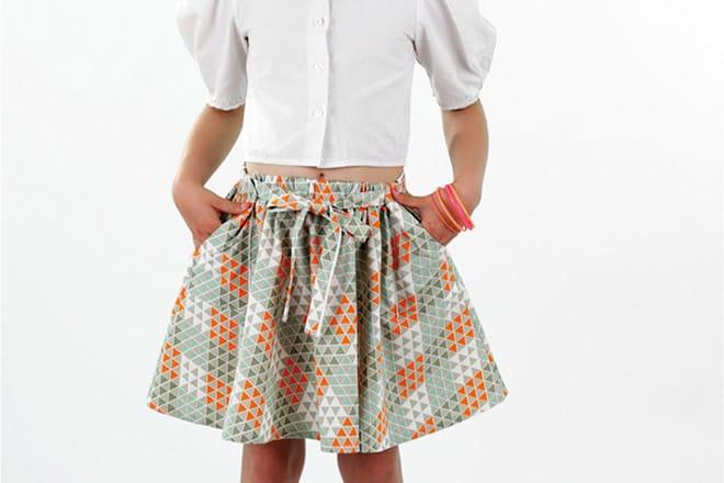 Produkte im Einsatz: Sommerliche Kleidung für Groß & Klein