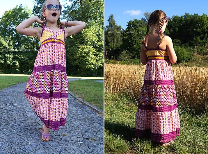 Sommerkleid Daxi