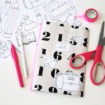 DIY-Anleitung: Schulheft selbst gestalten