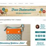 Kreativblog des Monats: Frau Fadenschein