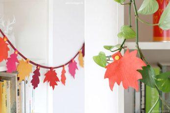Herbstliche Deko-Ideen zum Selbermachen