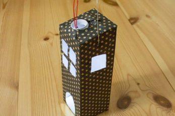 DIY-Anleitung: Drei Laternen zum Sankt-Martins-Tag