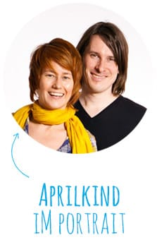 Portrait Aprilkind