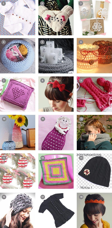 DIYs mit Wolle