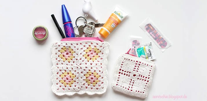 Diy Anleitung Granny Squares Tasche Snaply Magazin