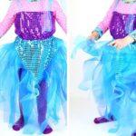 Freebook-Tipp: Meerjungfrauen-Kostüm