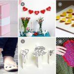 DIY-Ideen zum Valentinstag