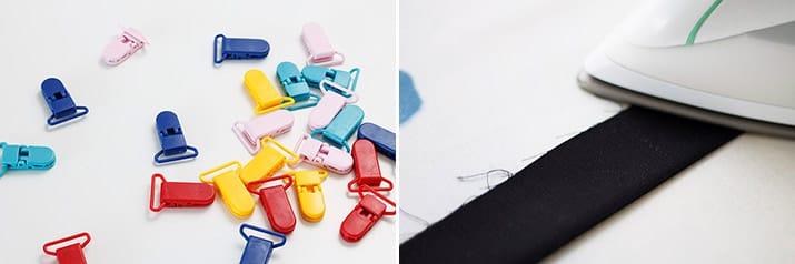 Anleitung Hosenträger mit Colour Clips