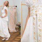 Freebook-Tipp: Hochzeitskleid nähen