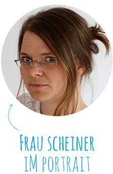 Behind the Scenes: Frau Scheiner