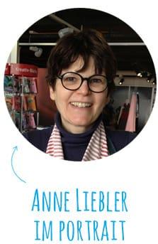 Behind the Scenes: Hobbyschneiderin Anne Liebler