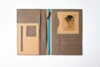 DIY-Anleitung: Herren-Brieftasche aus SnapPap