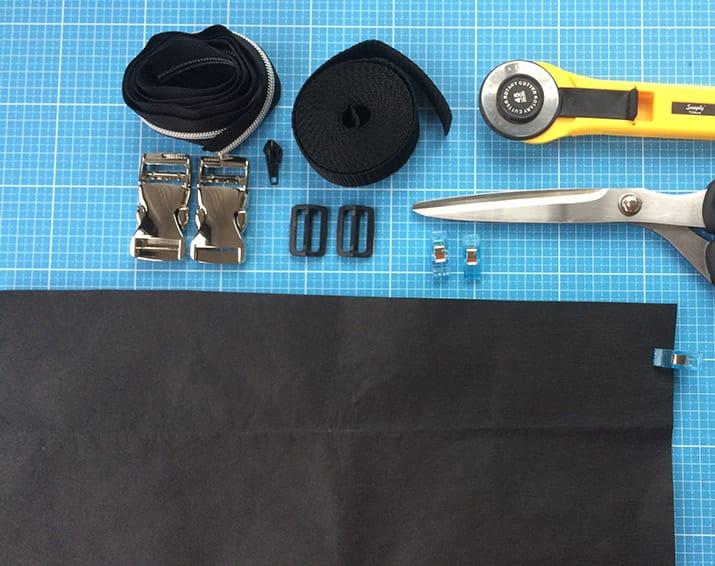 DIY-Anleitung: Organizer für den Buggy