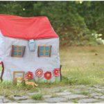 Nähbeispiele aus unseren Borten & Bändern: Utensilo-Haus