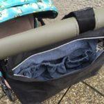 Buggy-Tasche nähen – Anleitung für eine Kinderwagentasche