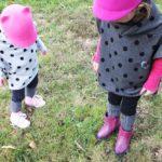 Schneller Kinder-Poncho nähen – gratis Anleitung