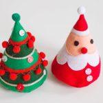 Freebook-Tipp: Weihnachtsdeko aus Filz