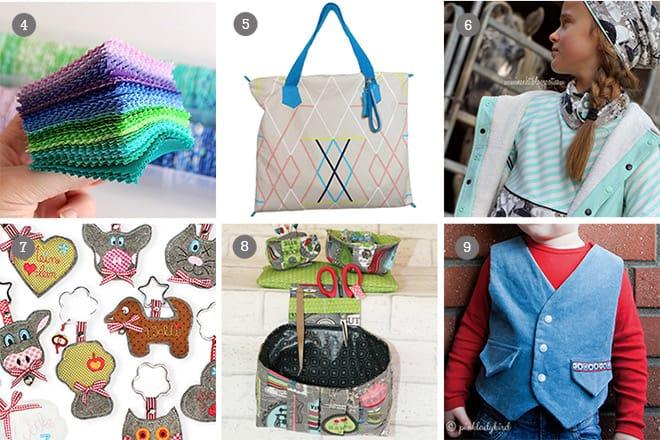Die besten #Snaply-Nähprojekte im Dezember