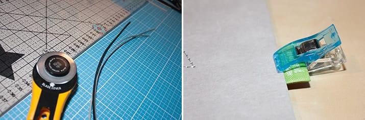 DIY-Anleitung: Festliche Tischdeko mit SnapPap