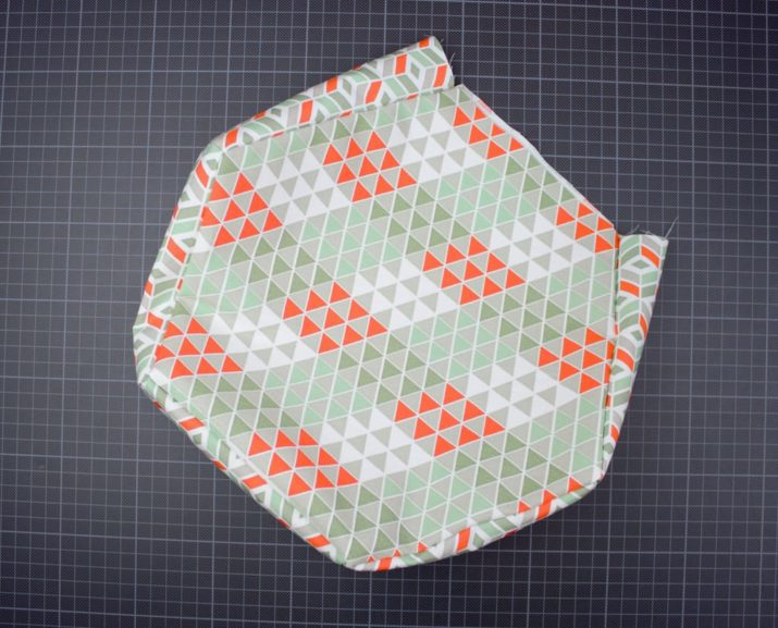 Nähanleitung Diamanttasche
