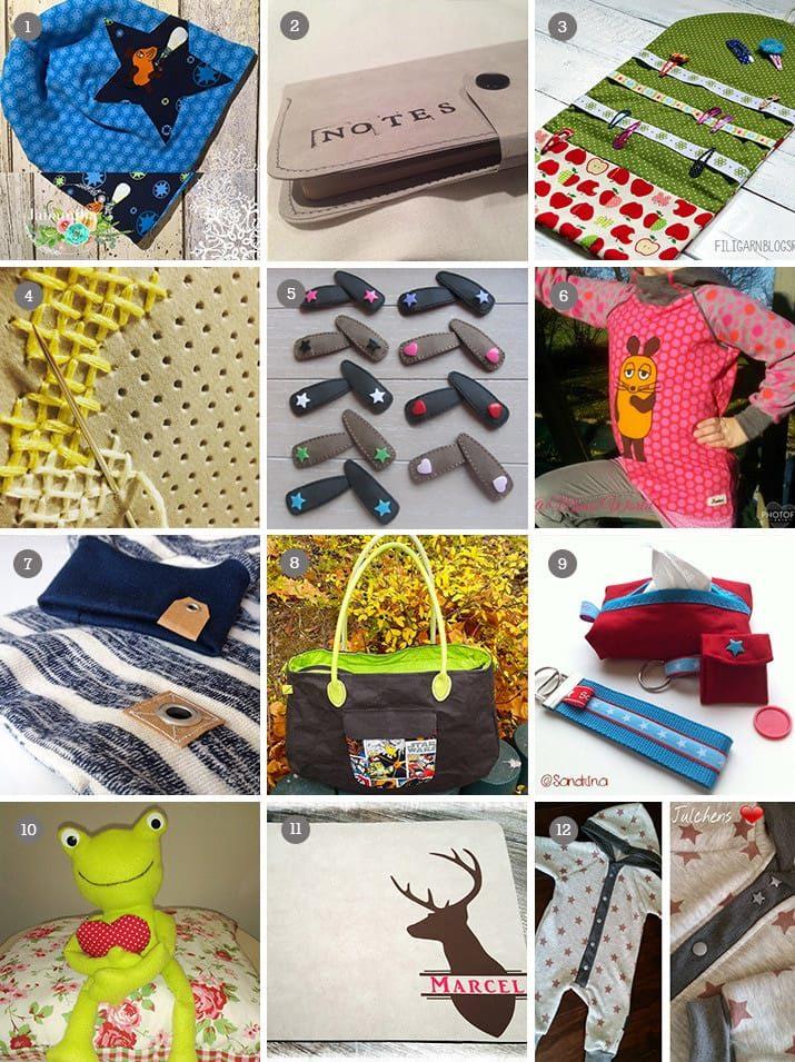 Die besten #Snaply-Nähprojekte im Januar