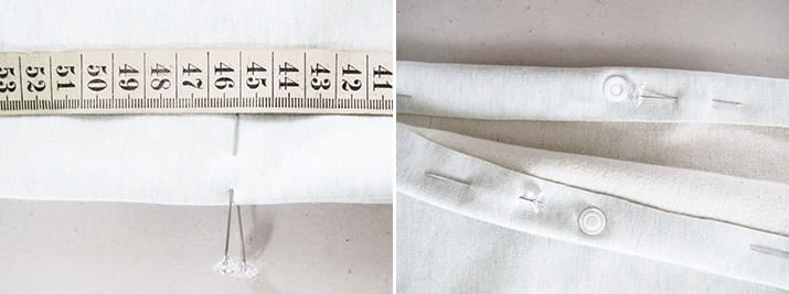 DIY-Anleitung Kimono
