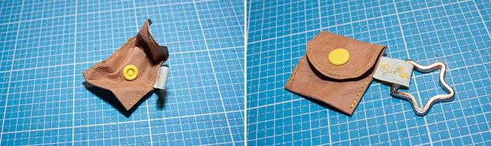 DIY-Anleitung: Chiptäschchen aus SnapPap