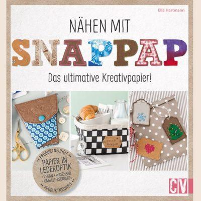 Buchvorstellung & Interview: Nähen mit SnapPap