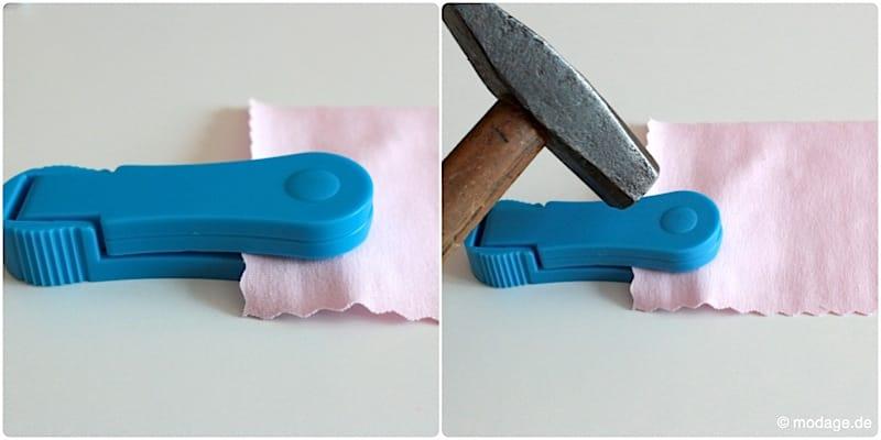 Gebrauchsanleitung: Jersey-Druckknopfwerkzeug