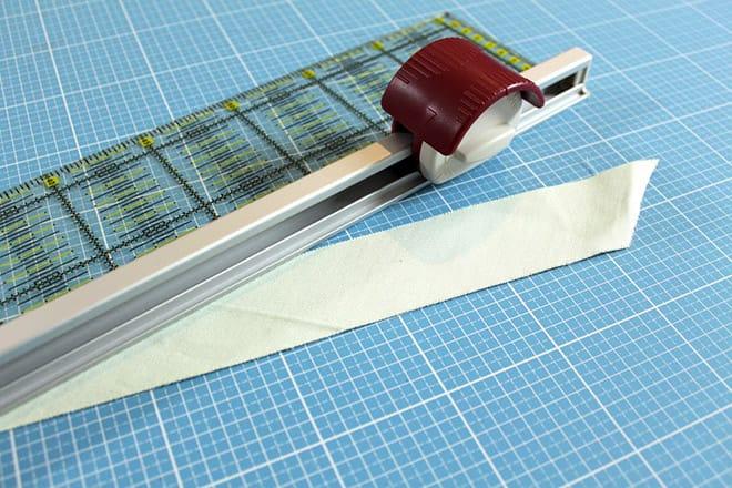 Gebrauchsanleitung: Linealschneider