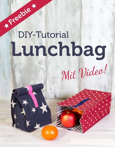Lunchbag DIY-Tutorial