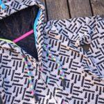Kordelverschluss mit Hoodiebändern anbringen – Anleitung