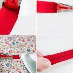 Anleitung für Schrägbandformer – Schrägband einfach selbst herstellen