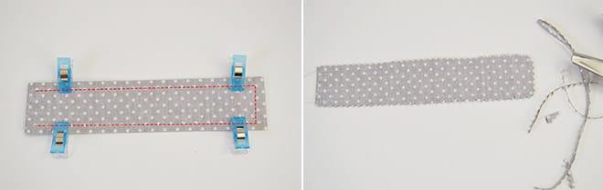 DIY-Anleitung: Sitzkissen für einen Kinderhochstuhl