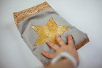 DIY-Anleitung: Sternenbeutel mit Kork