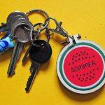 DIY-Anleitung: Poshy Schlüsselanhänger mit kostenloser Druckvorlage