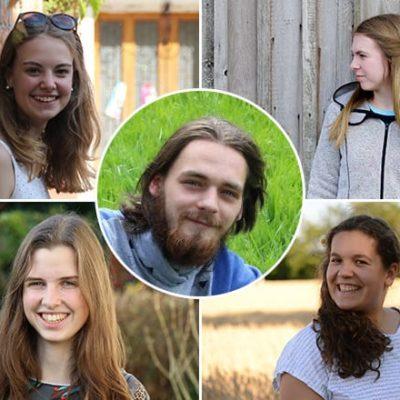 Fünf junge BloggerInnen im Portrait
