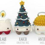 Ebook-Tipp: Weihnachtliche Häkelanleitung von lalylala