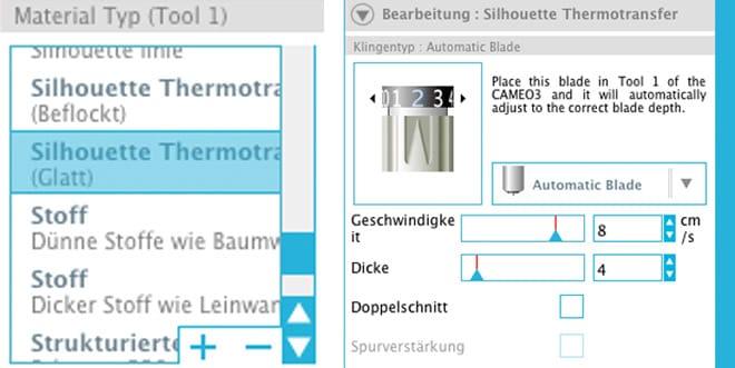 Gebrauchsanleitung & Plotterfreebie: Flexfolie plotten und aufbringen