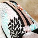 Die besten #Snaply-Nähprojekte im Februar | Taschen & Täschchen Special