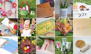 DIY-Anleitung: 15 tolle Näh- und Bastelprojekte für den Frühling