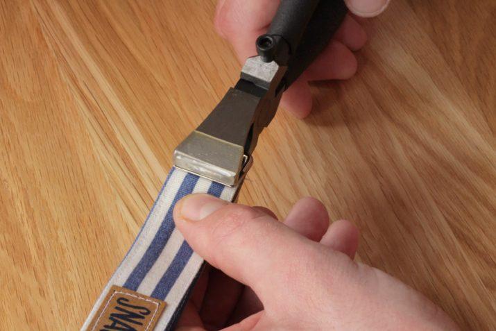 DIY-Anleitung: Schlüsselband aus Bundfix