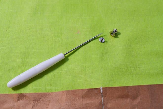 Gebrauchsanleitung: Kugelverschluss anbringen